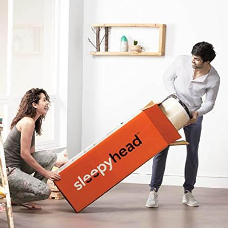 Sleepyhead Memory Foam Mattress Review